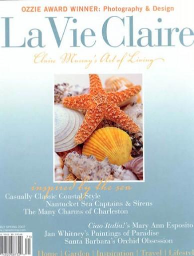 Media Scan for La Vie Claire