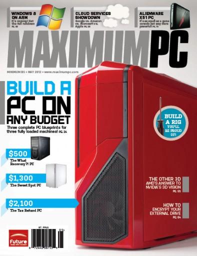 Media Scan for Maximum PC