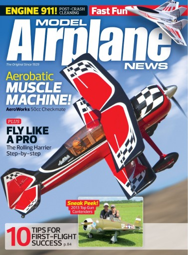 Media Scan for Model Airplane News