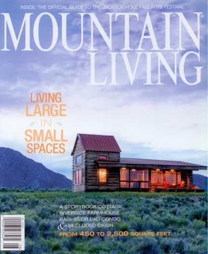 Media Scan for Mountain Living