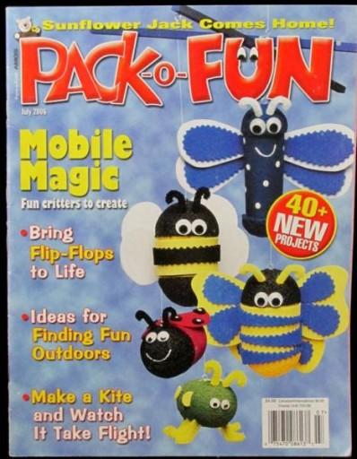 Media Scan for Pack-O-Fun