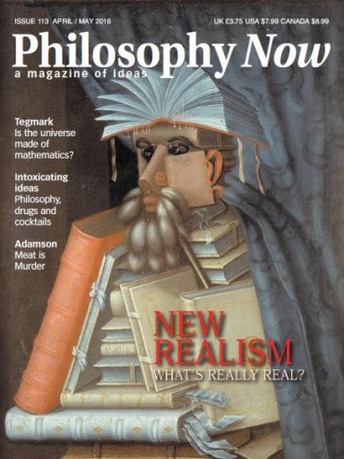 Media Scan for Philosophy Now