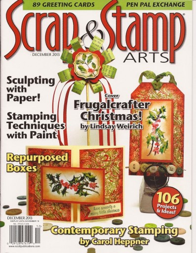 Media Scan for Scrap & Stamp Arts