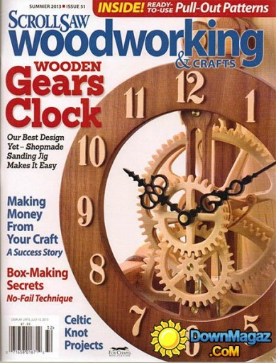 Media Scan for Scroll Saw Woodworking & Crafts