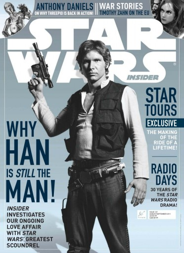 Media Scan for Star Wars Insider