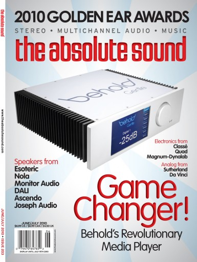 Media Scan for The Absolute Sound