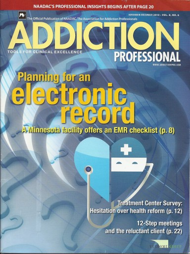 Media Scan for Addiction Professional