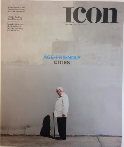 Media Scan for American Society of Interior Designers, ICON