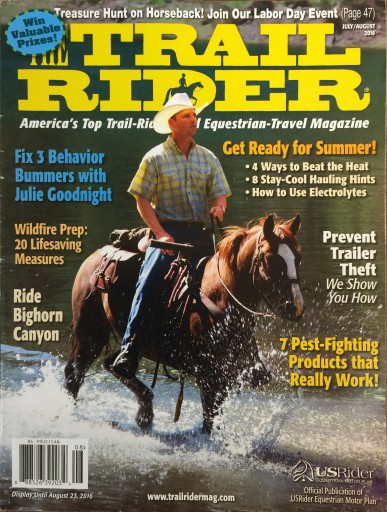 Media Scan for The Trail Rider