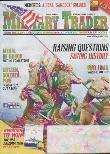 Media Scan for Military Trader