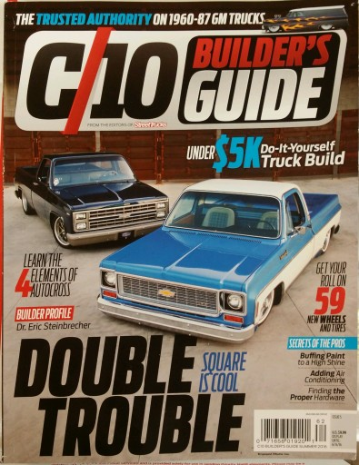 Media Scan for C-10 Builder's Guide