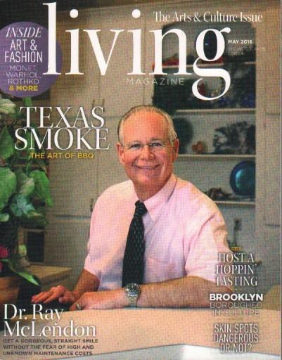 Media Scan for Living Magazine