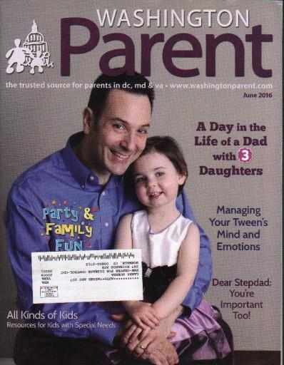 Media Scan for Washington Parent