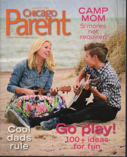 Media Scan for Chicago Parent