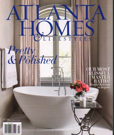 Media Scan for Atlanta Homes & Lifestyles