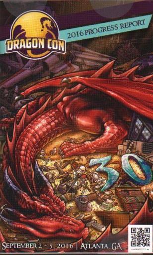Media Scan for Dragon Con