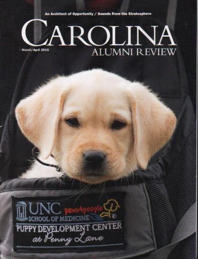 Media Scan for Carolina Alumni Review