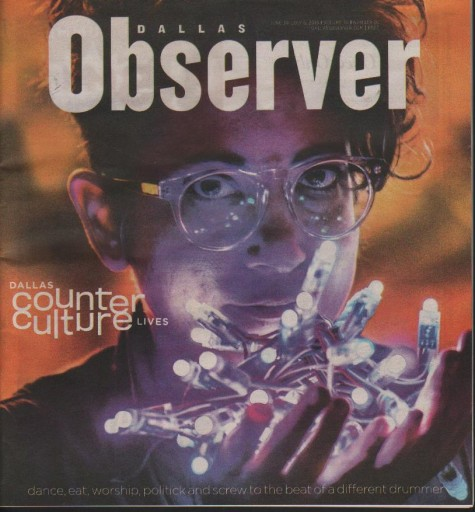 Media Scan for Dallas Observer