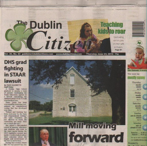Media Scan for Dublin Citizen