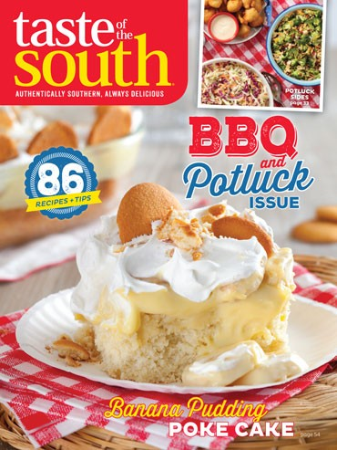 Media Scan for Taste of the South Polybag