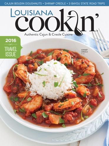 Media Scan for Louisiana Cookin Polybag