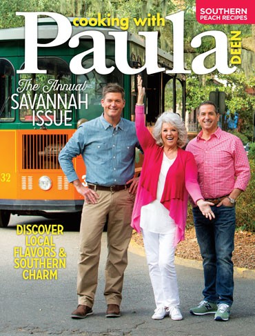 Media Scan for Cooking with Paula Deen Polybag