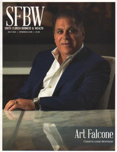 Media Scan for South Florida Business and Wealth