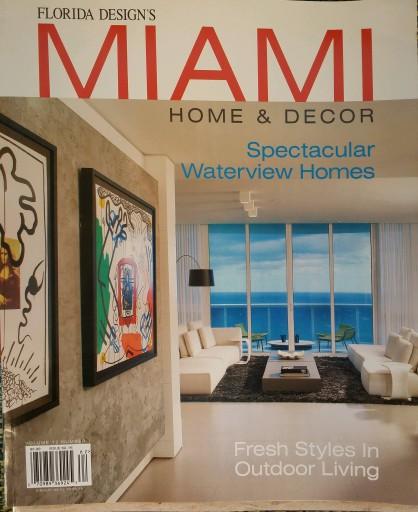Media Scan for Florida Design's Miami Home & Decor