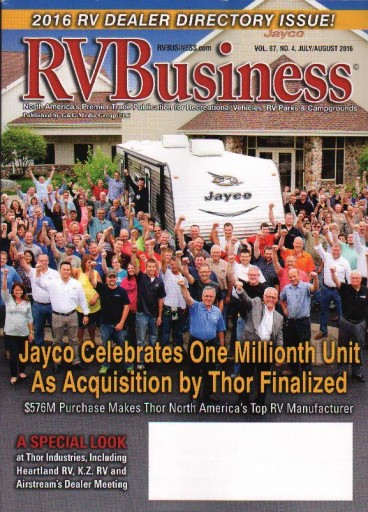 Media Scan for RV Business