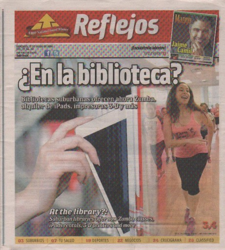 Media Scan for Reflejos Chicago