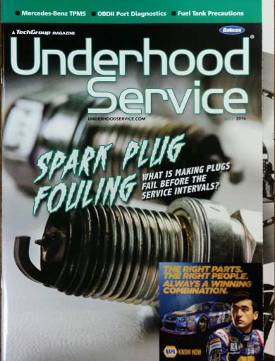 Media Scan for Underhood Service