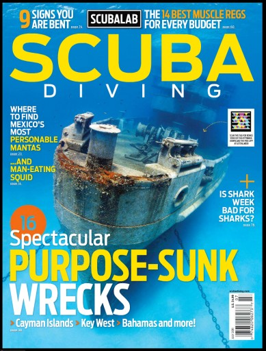 Media Scan for Scuba Diving