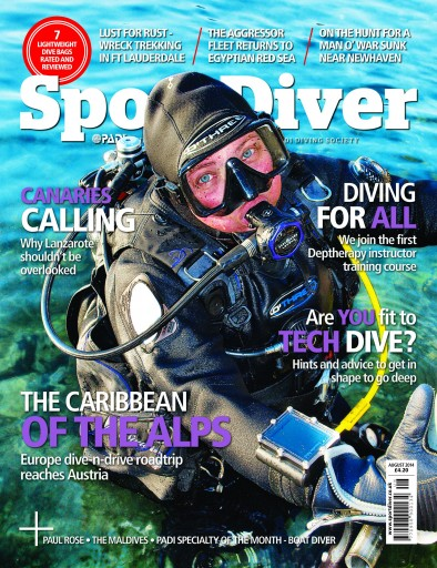 Media Scan for Sport Diver