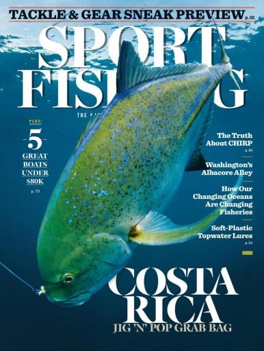 Media Scan for Sport Fishing