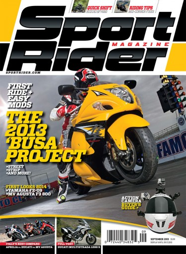 Media Scan for Sport Rider