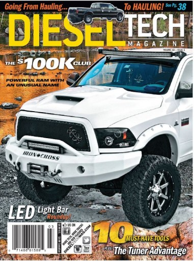 Media Scan for Diesel Tech Magazine