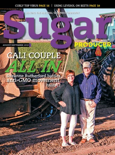 Media Scan for Sugar Producer