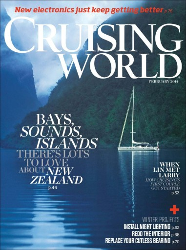 Media Scan for Cruising World