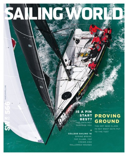 Media Scan for Sailing World