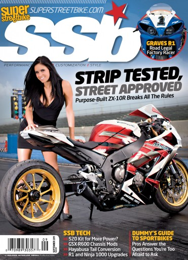 Media Scan for Super Streetbike