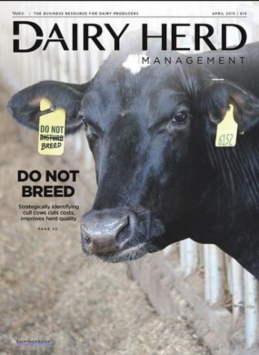 Media Scan for Dairy Herd Management