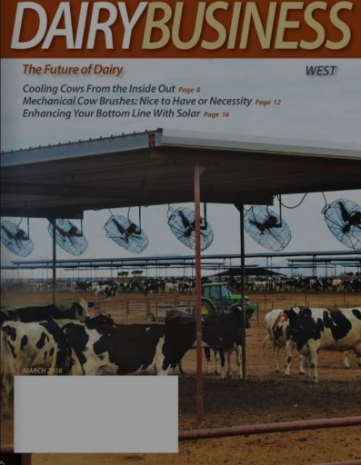 Media Scan for DairyBusiness West