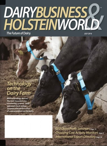 Media Scan for Holstein World