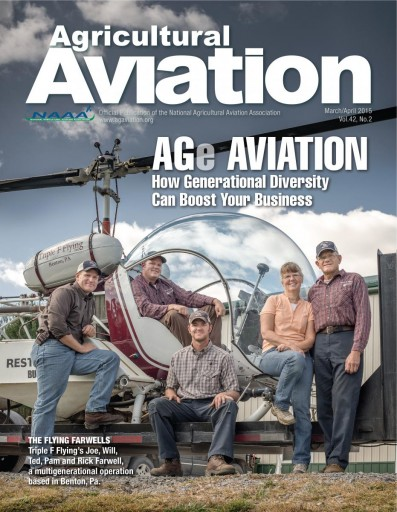 Media Scan for Agricultural Aviation