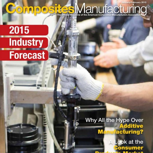 Media Scan for Composites Manufacturing