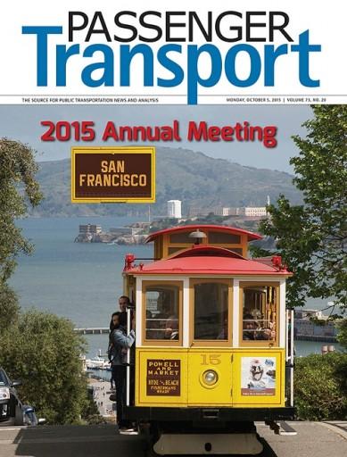 Media Scan for Passenger Transport