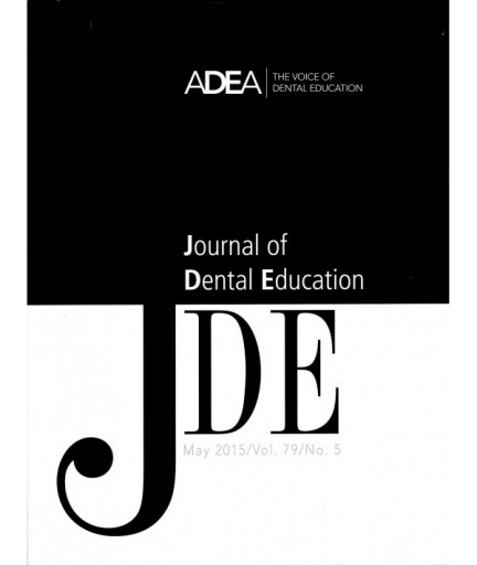 Media Scan for Journal of Dental Education