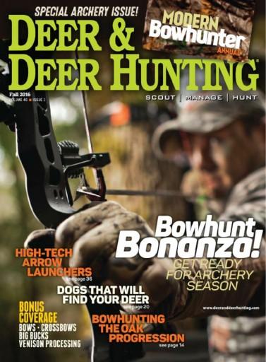 Media Scan for Deer & Deer Hunting