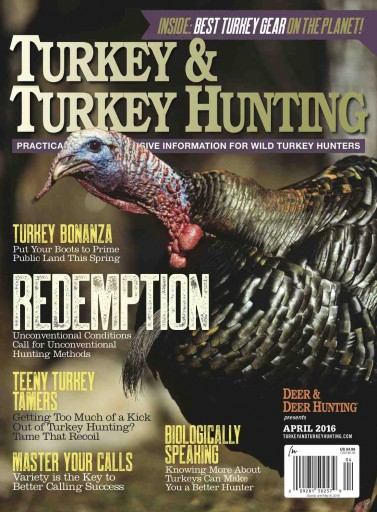 Media Scan for Turkey & Turkey Hunting