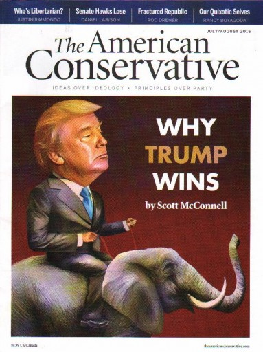 Media Scan for The American Conservative